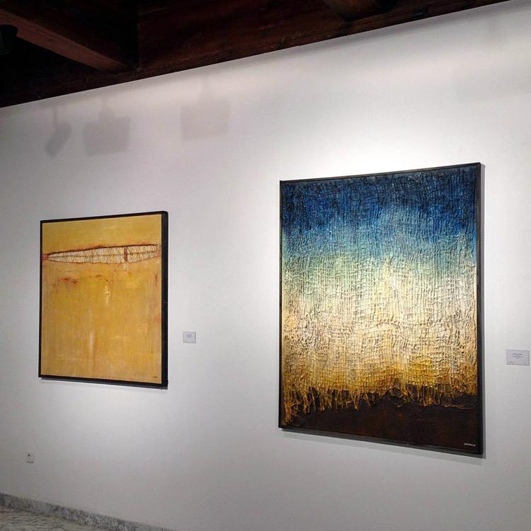 Exposición ARTISTAS DESCRITO. Octubre 2018. Centro Cultural San Clemente (Toledo)