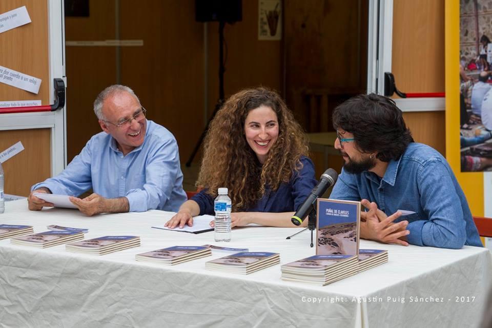 Presentación en Toledo de la reedición de Puñal de Claveles