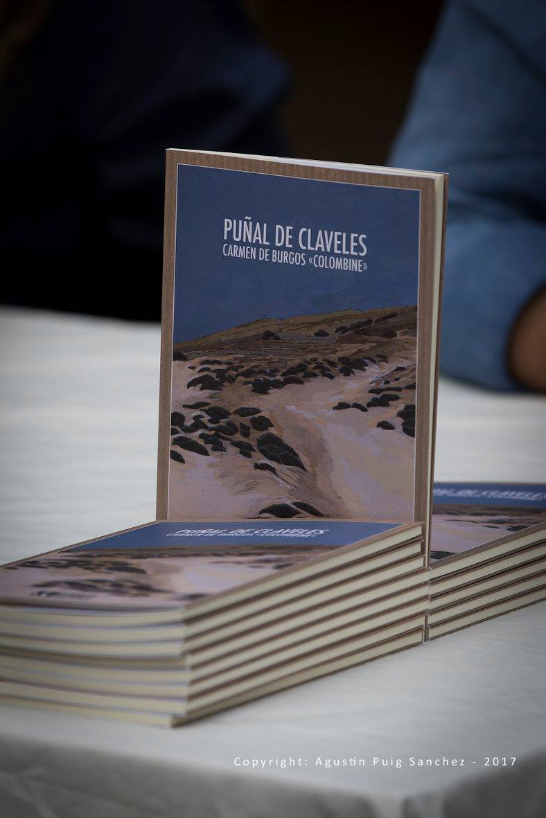 Libro Puñal de Claveles