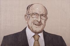 Retrato de Ángel Cesar, 2019.