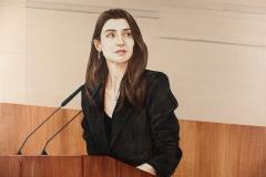 Pilar Llop Cuenca, 2018.